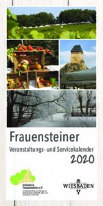 Veranstaltungskalender 2020 Initiative Frauenstein